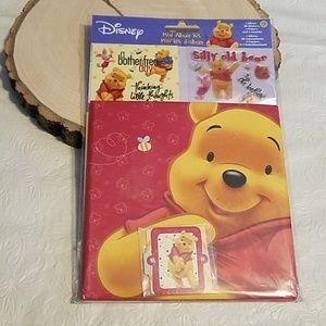 Disney Winnie the Pooh Mini Album Kit Sandylion